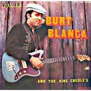 burt blanca and the king créole's VOLUME 19.