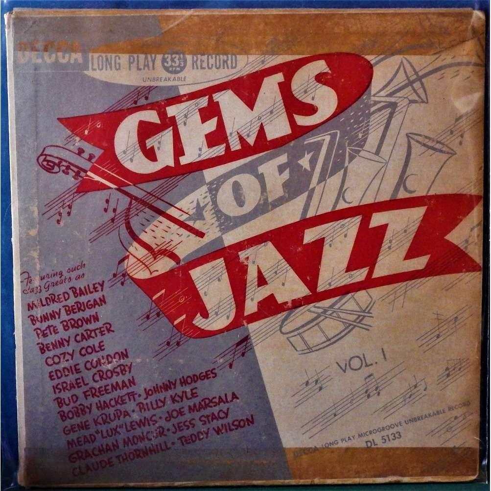 Various Gems Of Jazz- Vol.1
