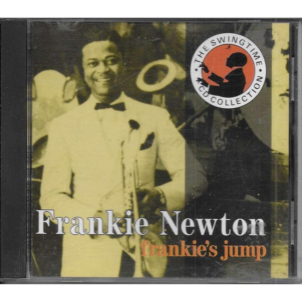 Frankie NEWTON Frankie's Jump