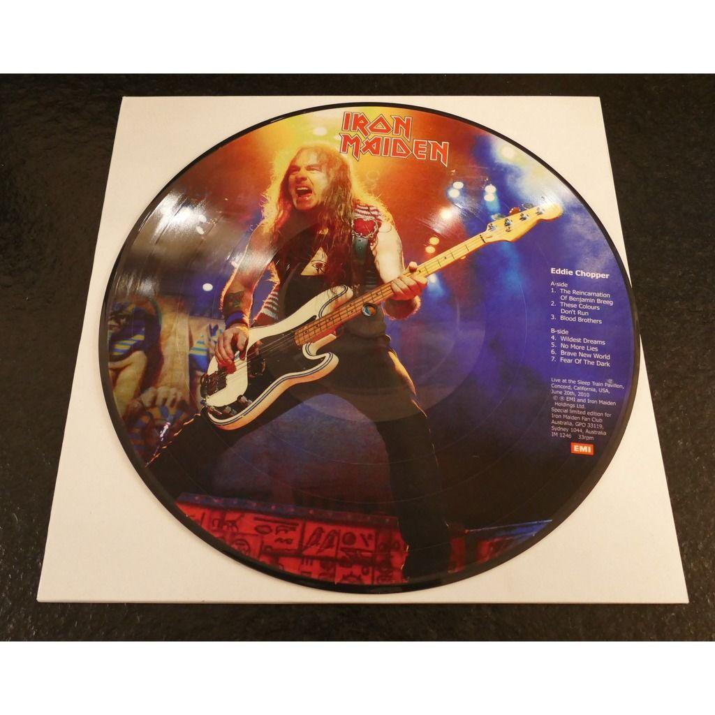Iron Maiden Eddie Chopper