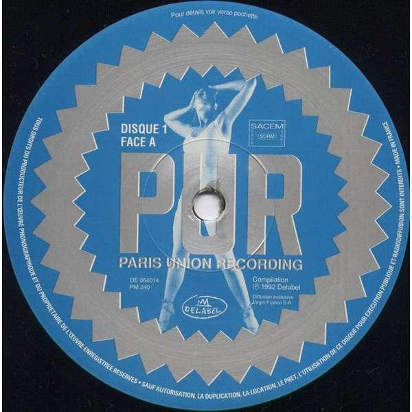 Various Paris Union Recording
