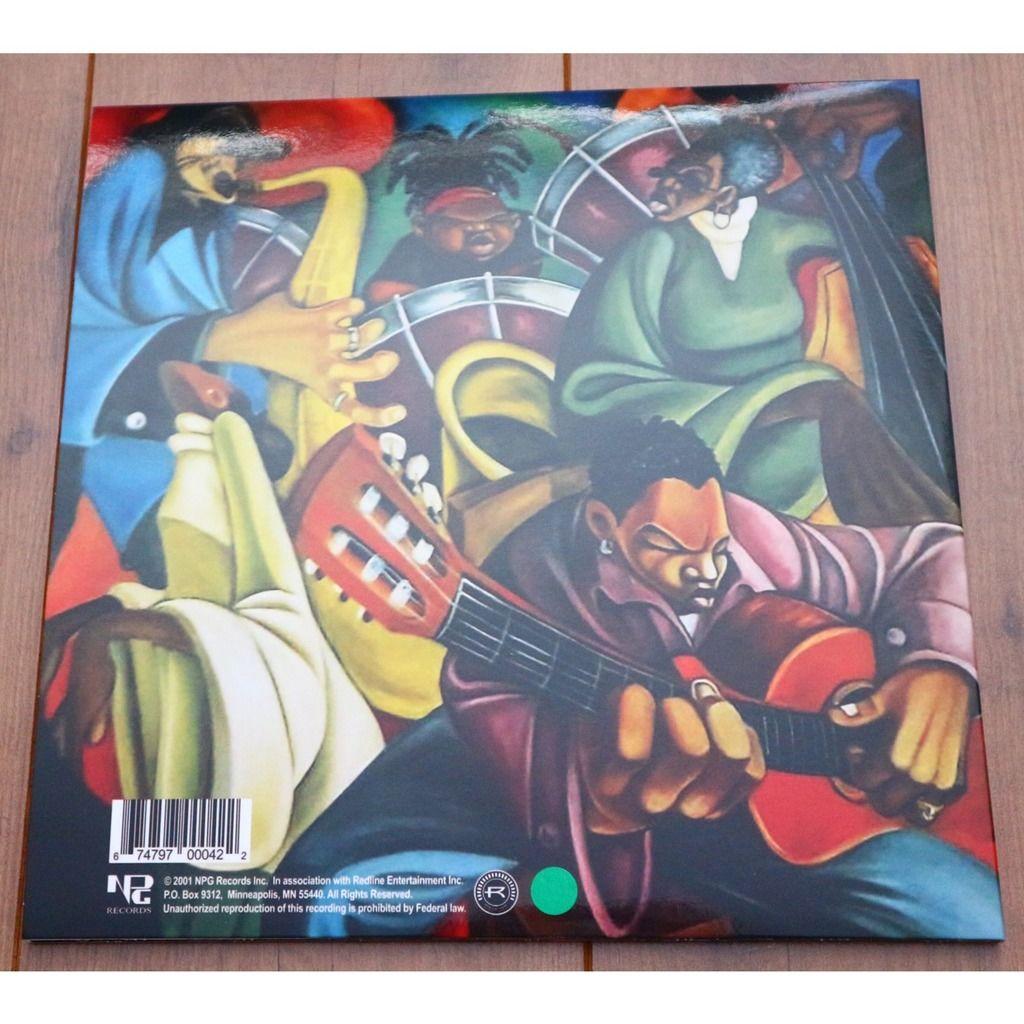 Prince The Rainbow Children / 2lp (green vinyl) in gatefold sleeve