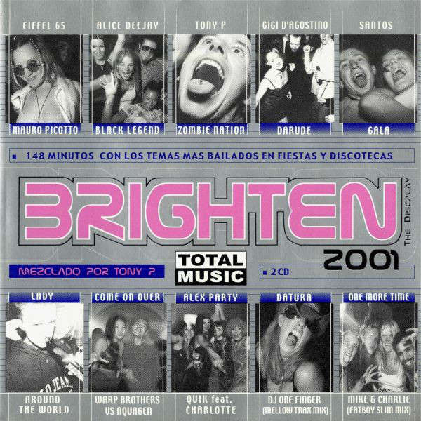 Various Brighten 2001: The Discplay