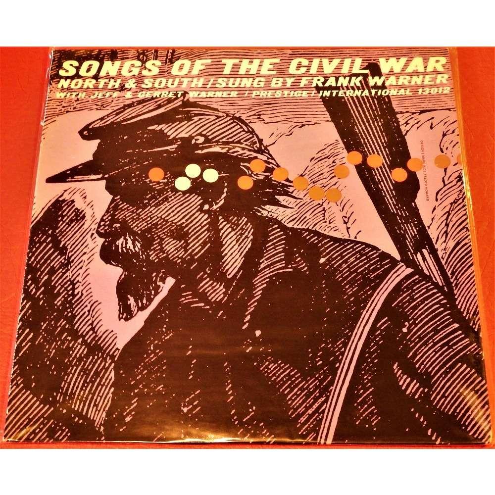 Frank Warner 'Songs of the Civil War'