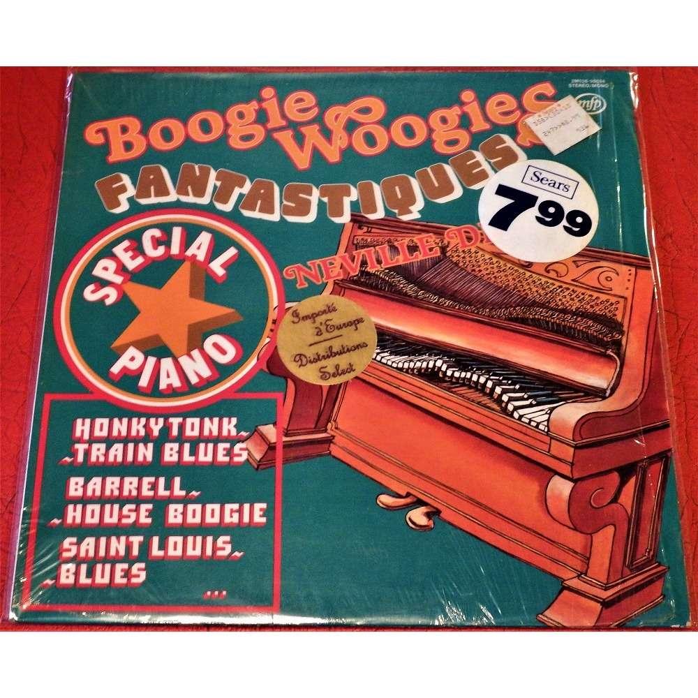 Neville Dickie Boogie Woogies Fantastiques