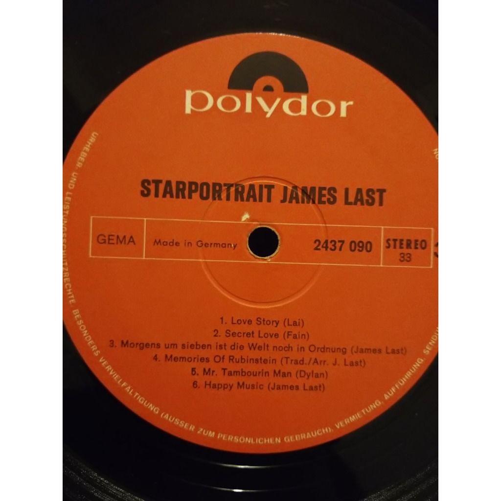 James Last Starportrait (2 ALBUMS )