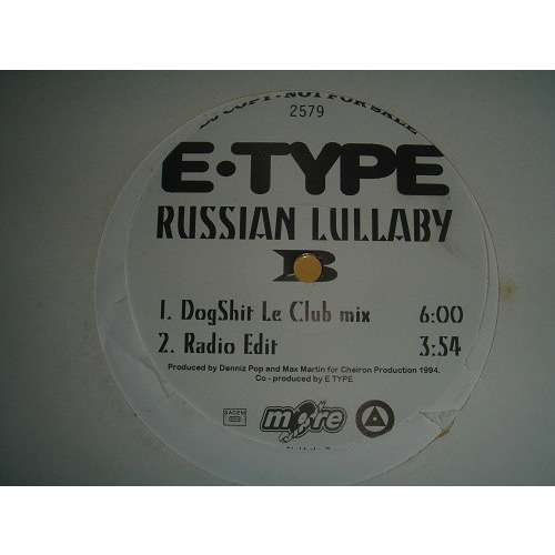 E.TYPE RUSSIAN LULLABY