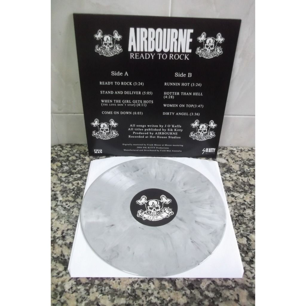 AIRBOURNE Ready To Rock