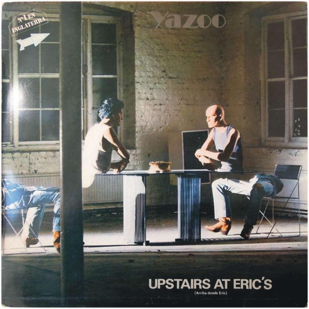 YAZOO UPSTAIRS AT ERIC'S