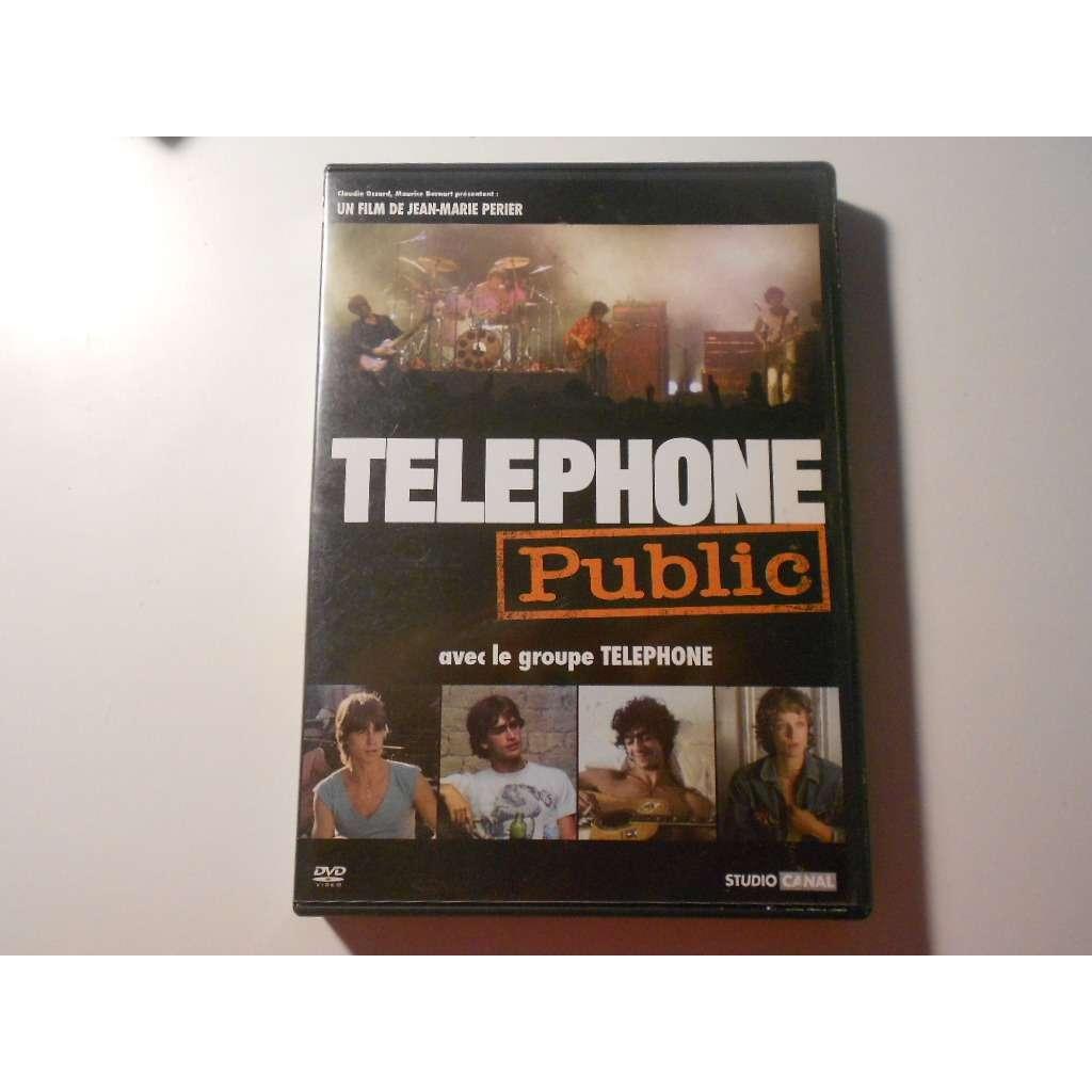 telephone public