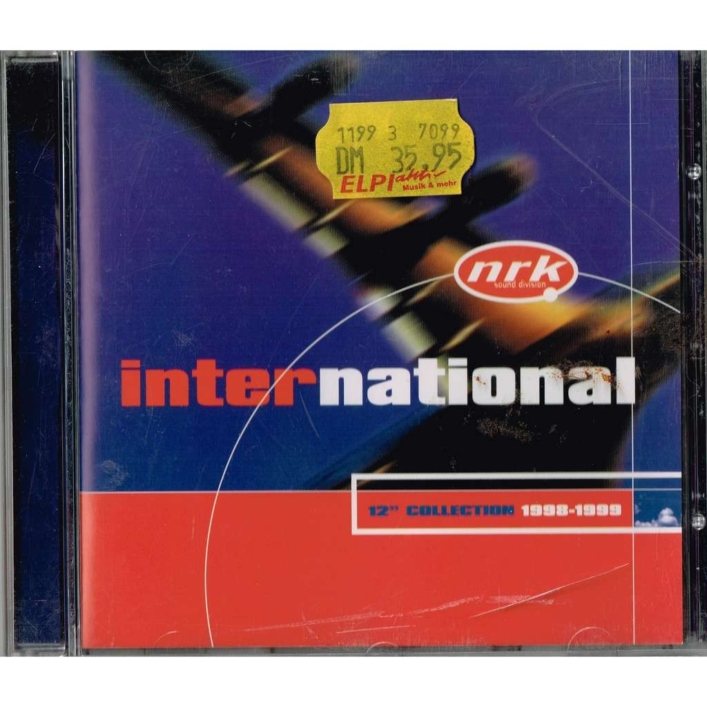 various international 12 collection 1998-1999