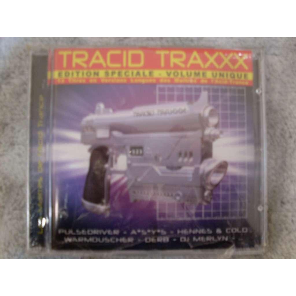 tracid traxxx Edition spéciale - Volume unique