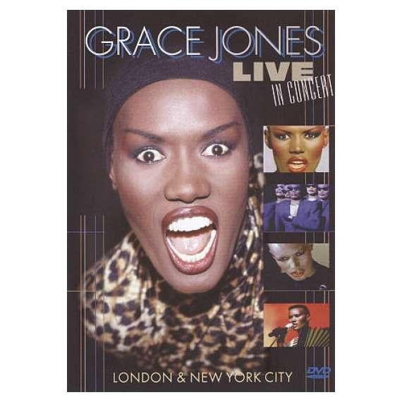 grace jones warm leatherette