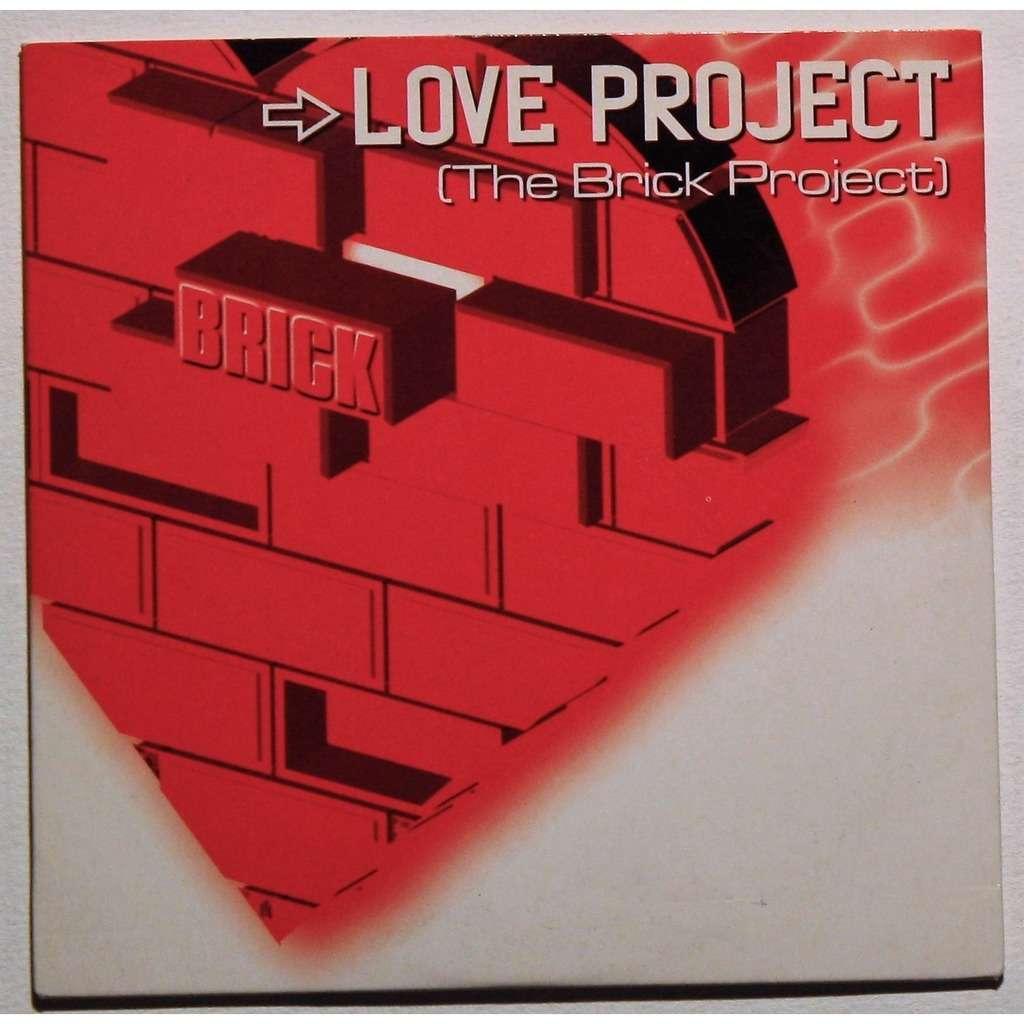 Love project Brick