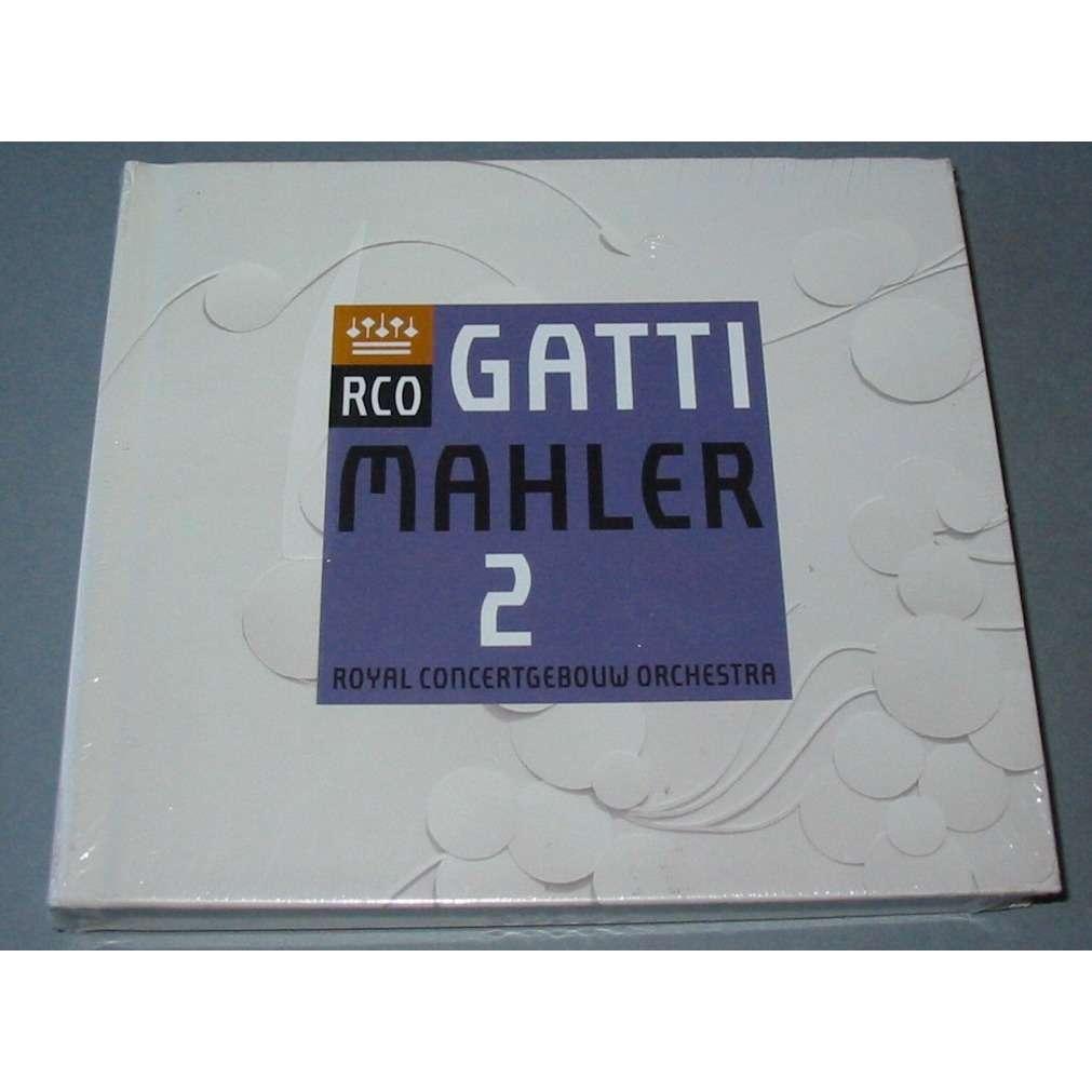 DANIELE GATTI MAHLER SYMPHONY N°2 SACD