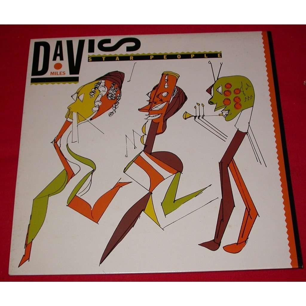 DAVIS Miles STAR PEOPLE
