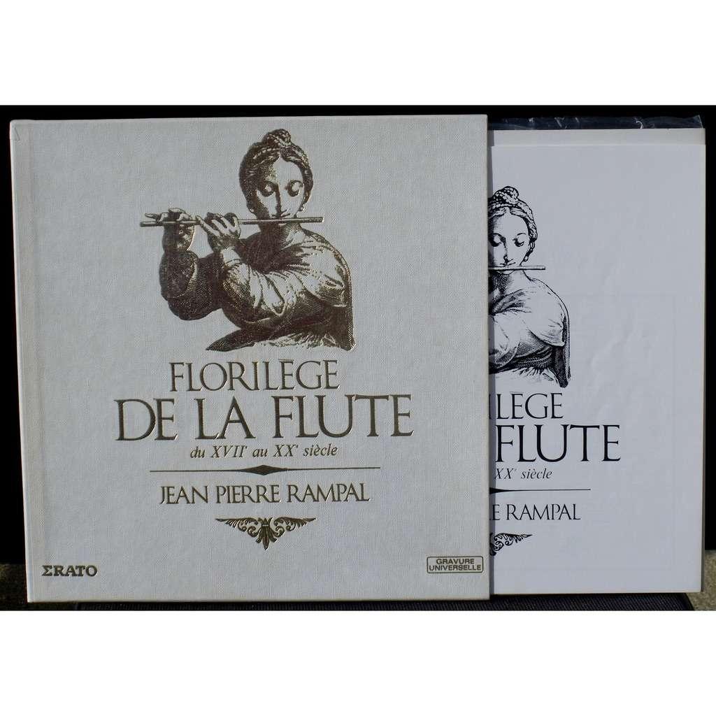 Jean-Pierre Rampal Florilège de la flûte du XVIIe au XXe siècle