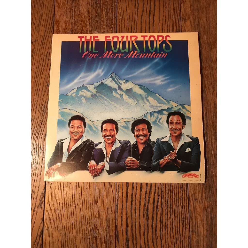 The Four Tops One More Mountain