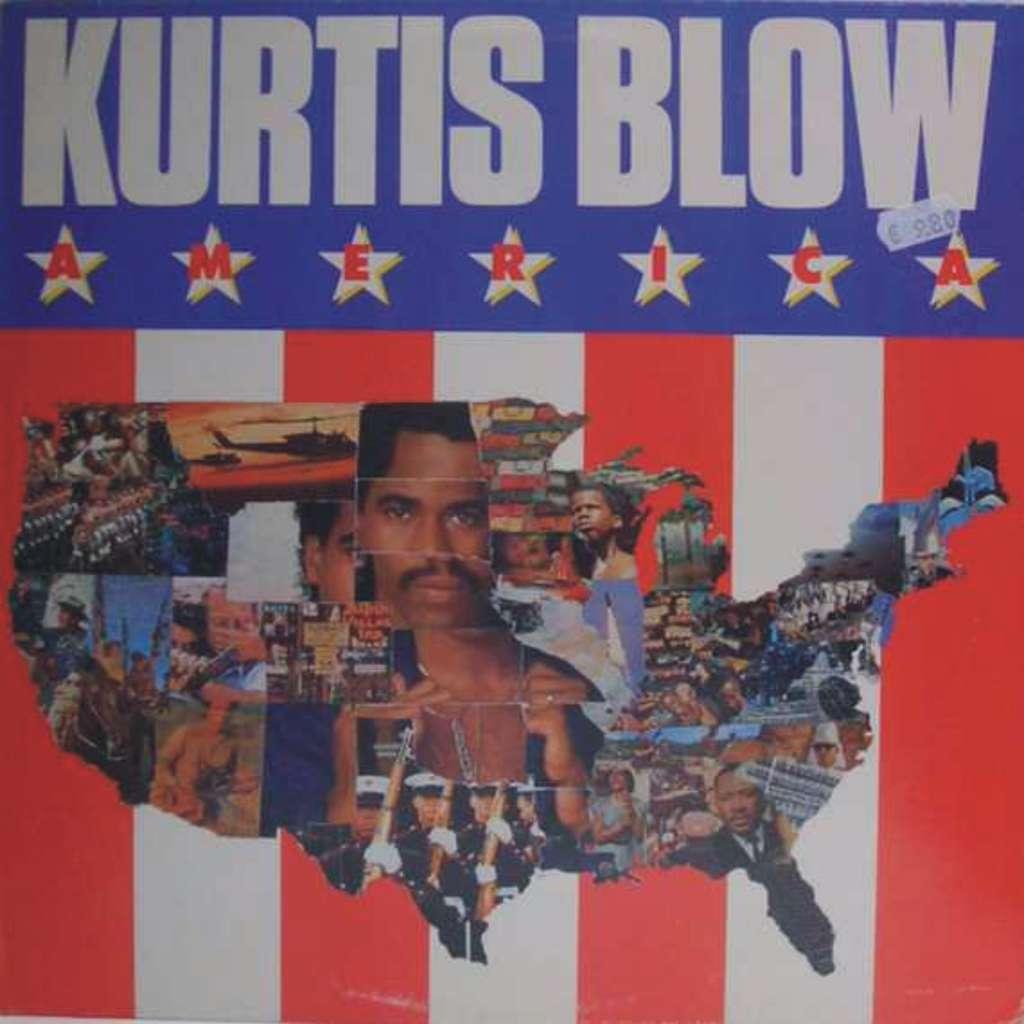 KURTIS BLOW AMERICA