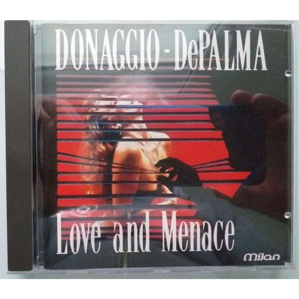 pino donaggio love and menace