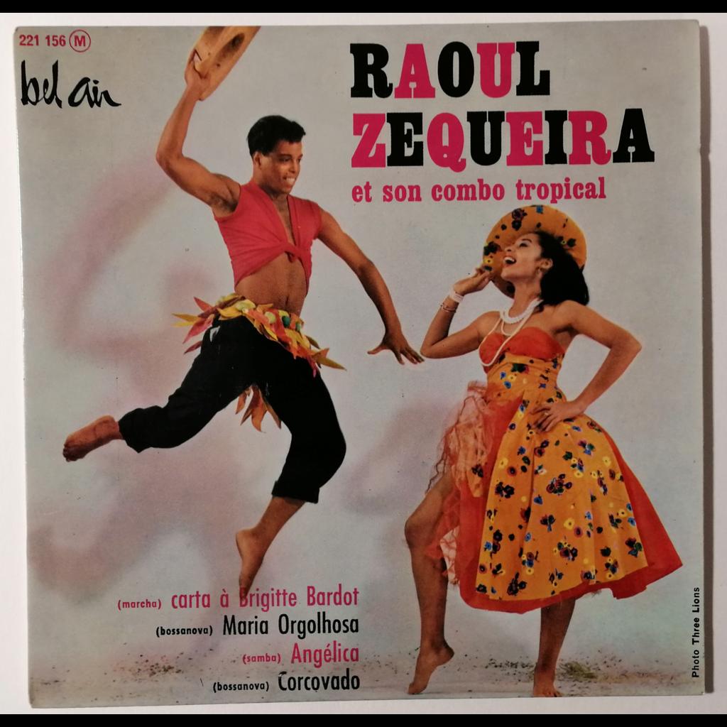 Raoul Zequeira Carta Á Brigitte Bardot +3