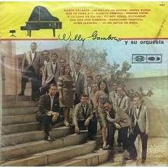 Willy Gamboa Y Su Orquesta 1966
