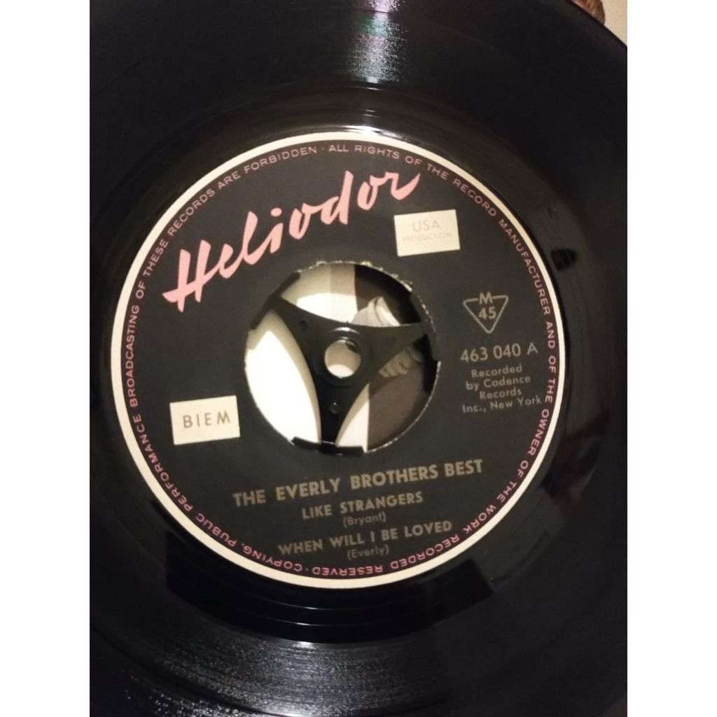everly brothers best