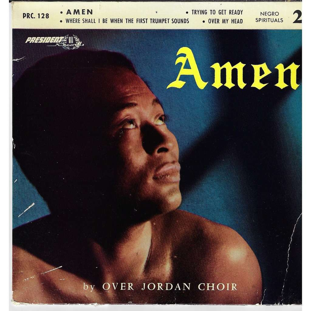 By Over Jordan Choir Amen n°2 / Where Shall I Be When The First Trumpet Sounds / Trying to get ready