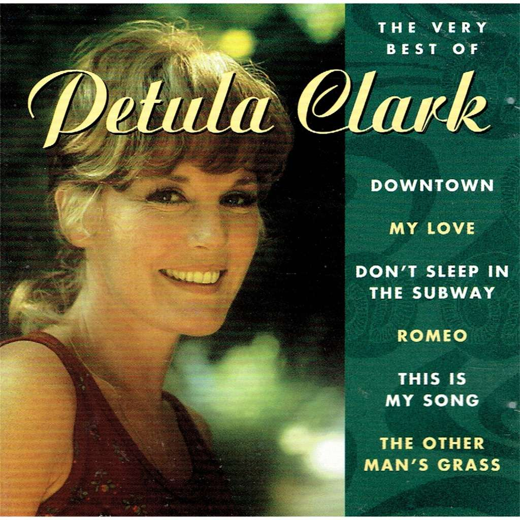 petula clarck The very best of
