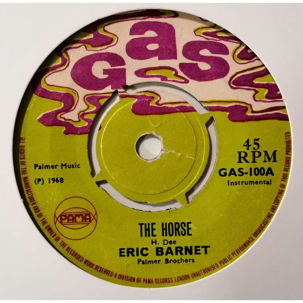 Eric Barnet The Horse/Action Line (rocksteady)