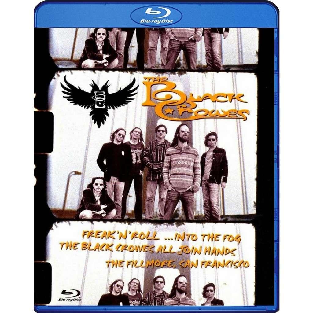 The Black Crowes Freak N Roll Into The Fog Blu-Ray Worldwide Free Shipping