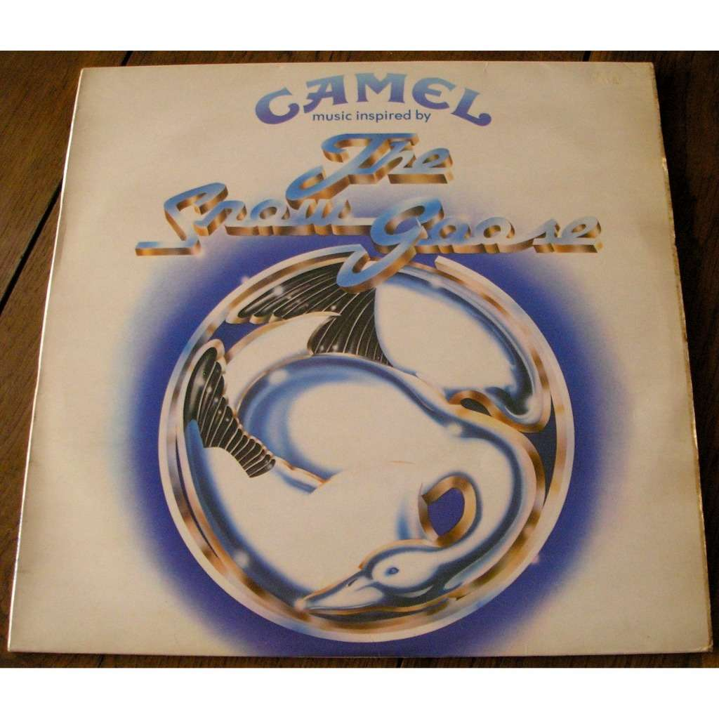 camel music inspired by the snow goose
