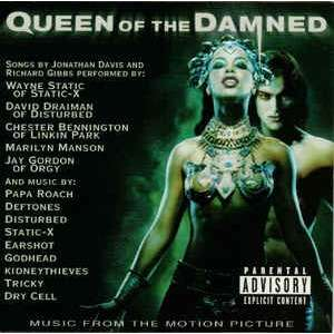 Various - Queen Of The Damned (Music From The Motion Picture)