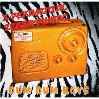 Dum Dum Boys X-Perimental Zebra Phonics