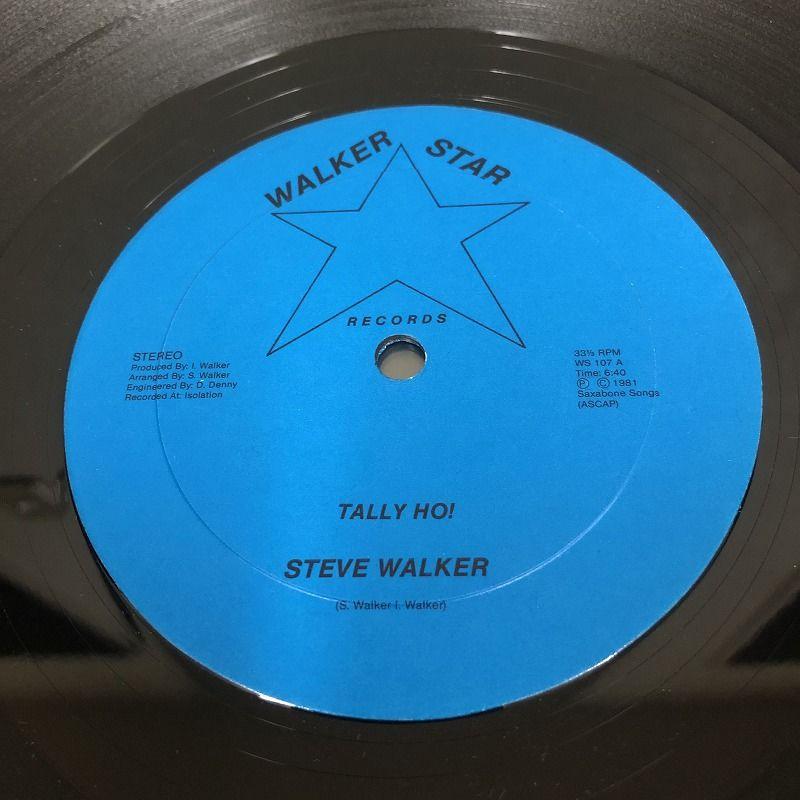 Steve Walker Tally Ho!