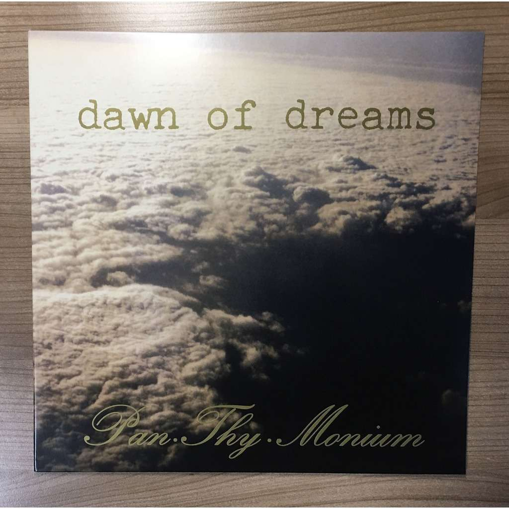 Pan.Thy.Monium Dawn Of Dreams, Limited Edition, Reissue, Remastered, Baby Blue
