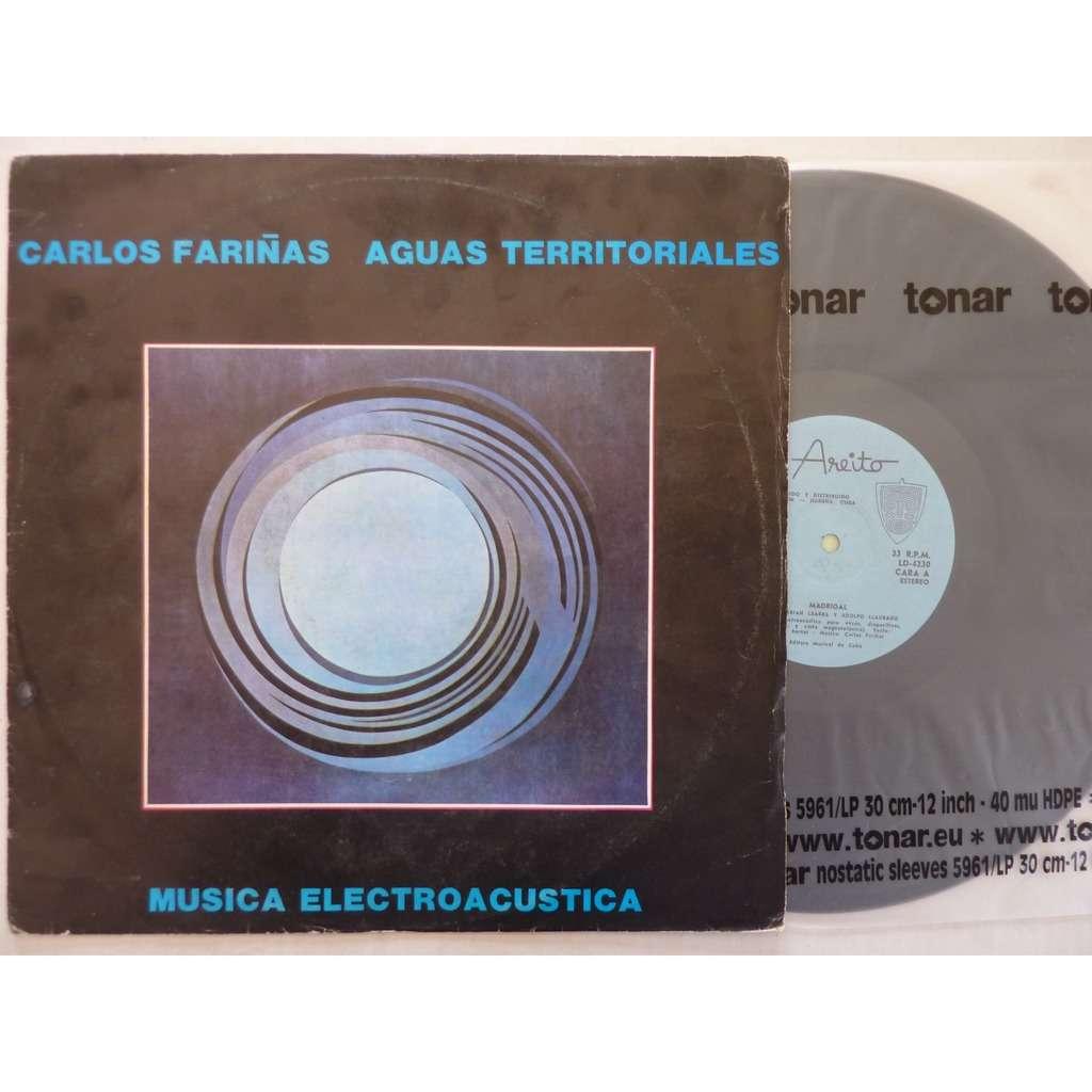Carlos Farinas Aguas Territoriales - Musica Electroacustica