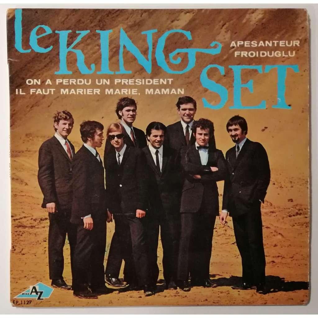 Le King Set Apesanteur +3 (Michel Jonasz)
