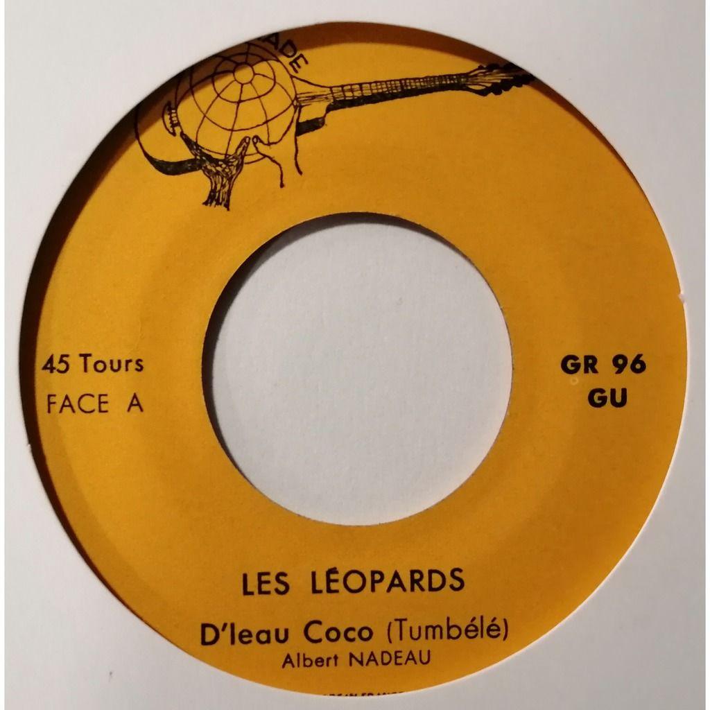 Les Léopards D'Leau Coco / Bana Léopards