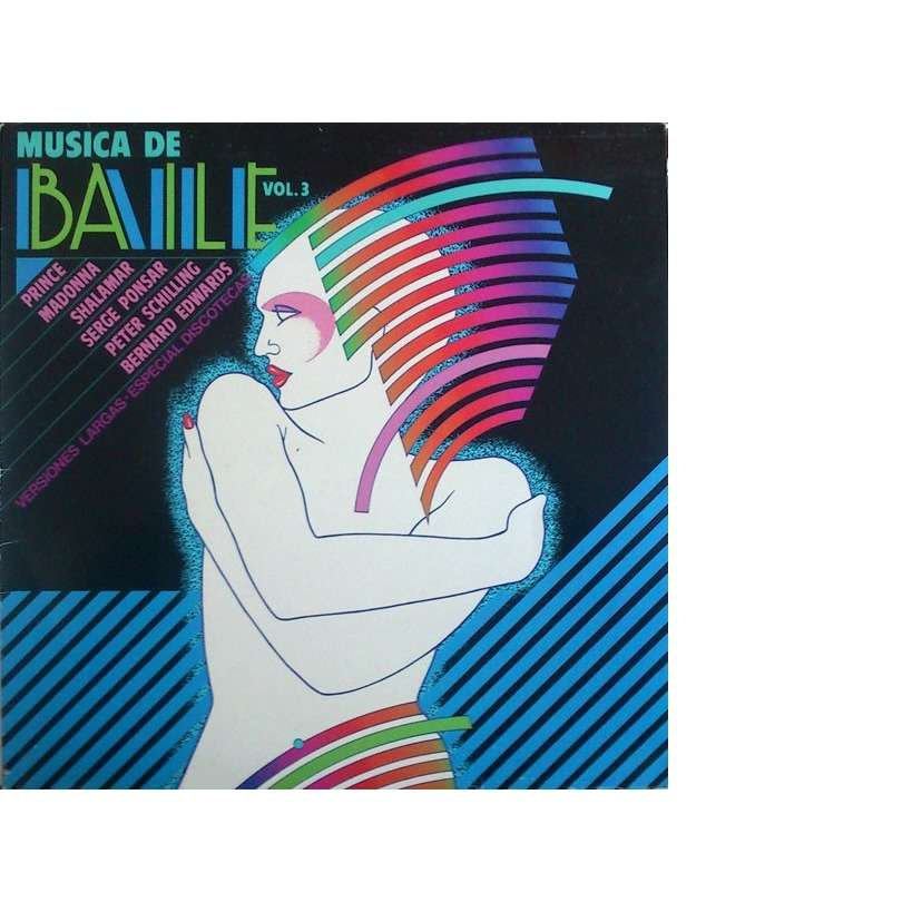 MUSICA DE BAILE VOL 3