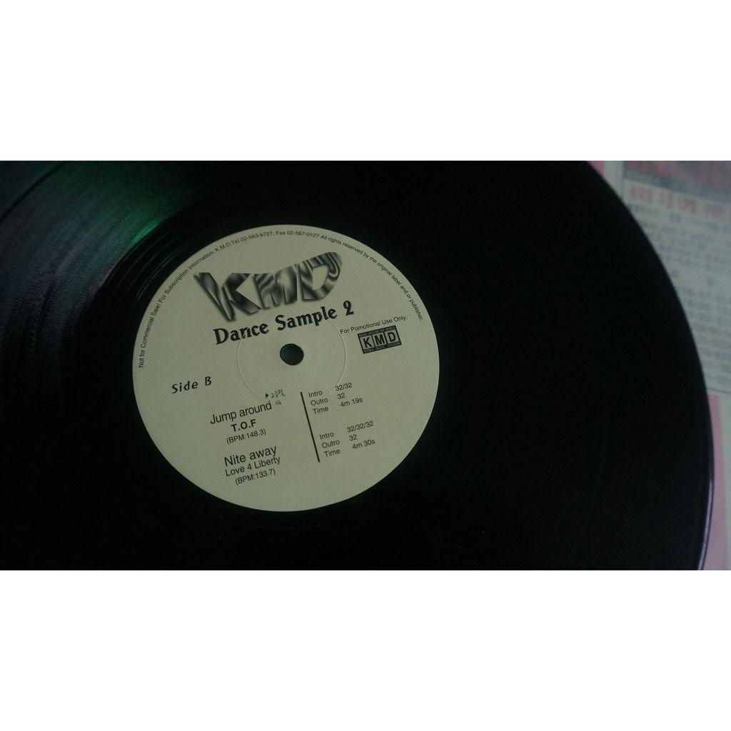 KMD / DANCE SAMPLE 2 DJ ONLY PROMO