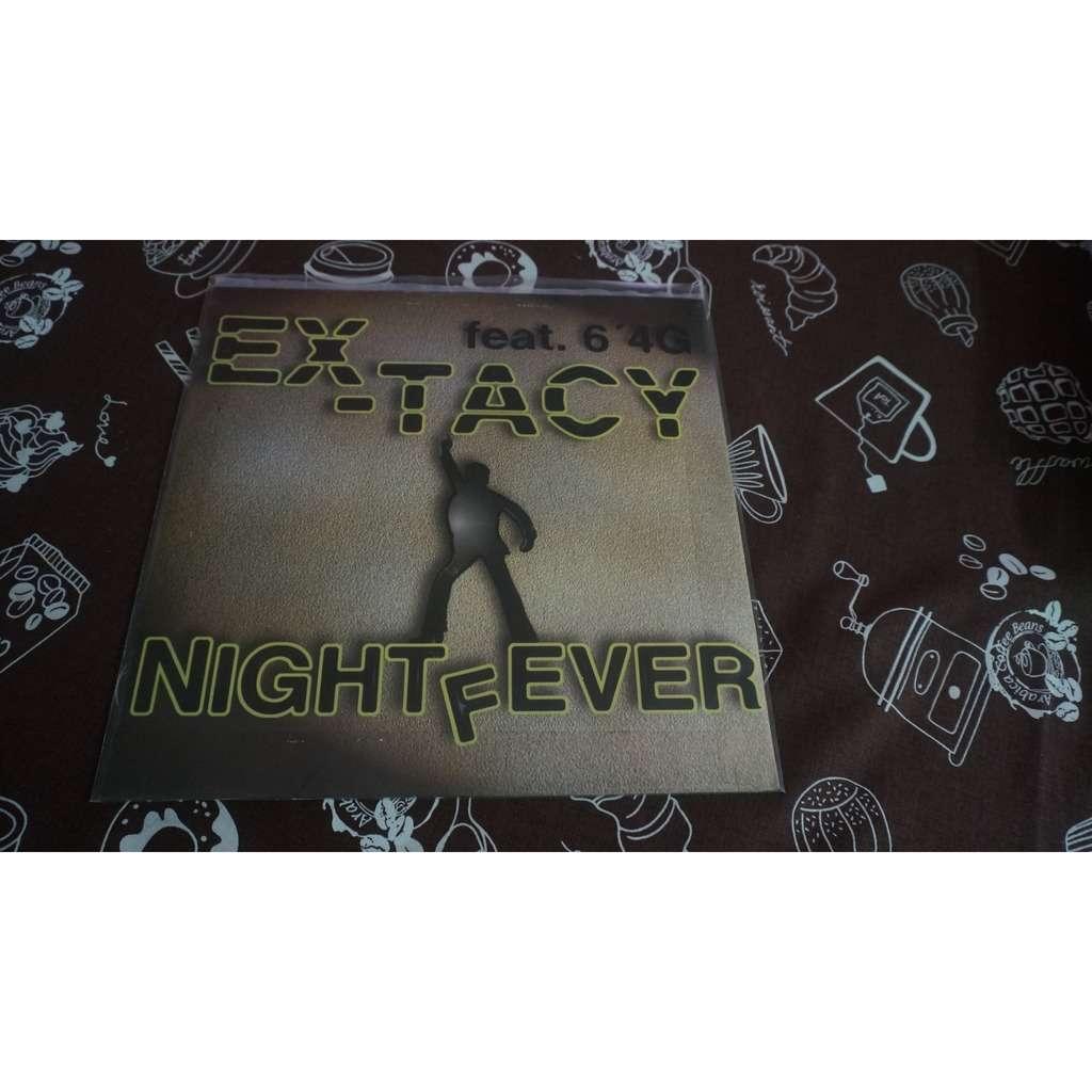 EX-TACY Nightfever (feat. 6'4G)