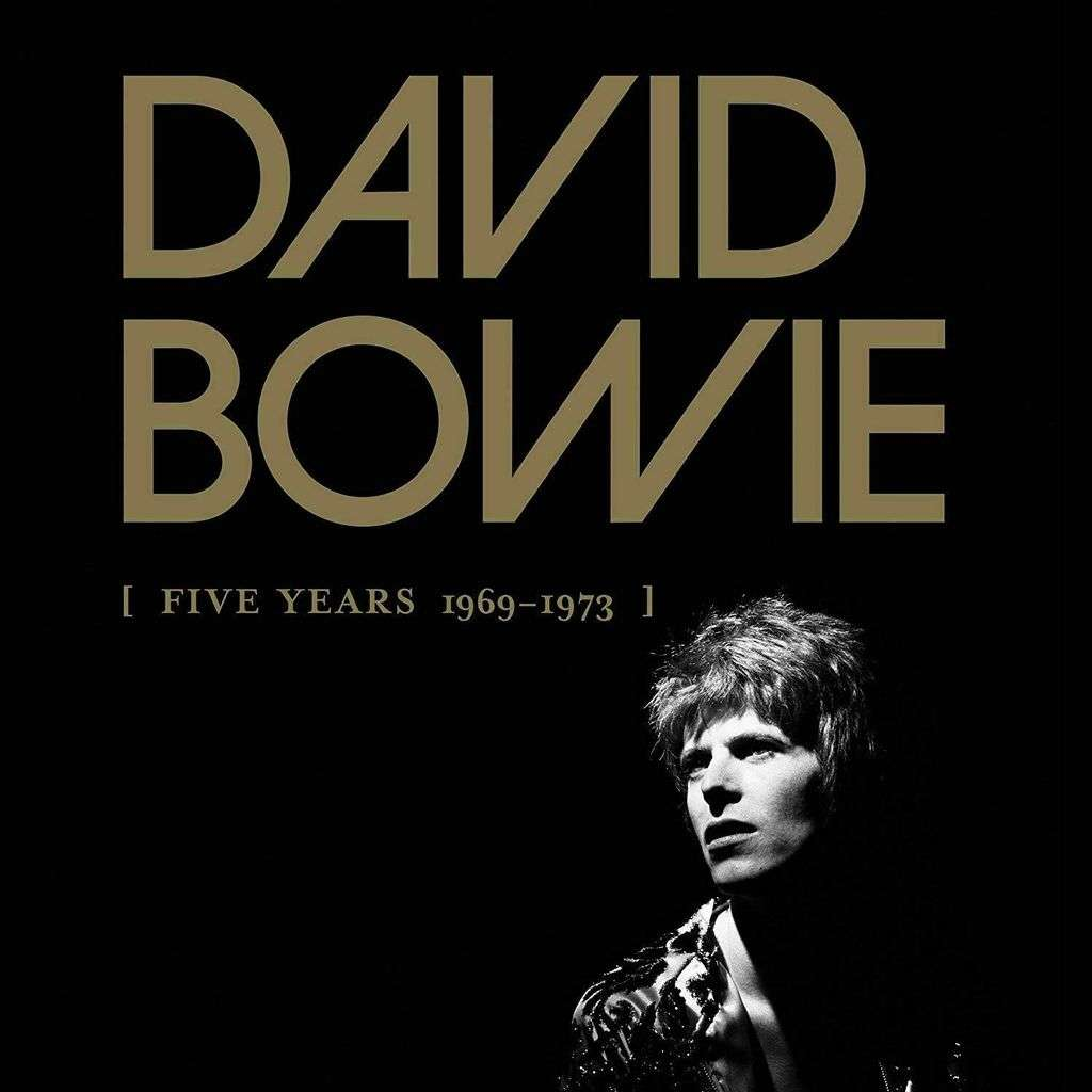 David Bowie Five Years 1969 - 1973