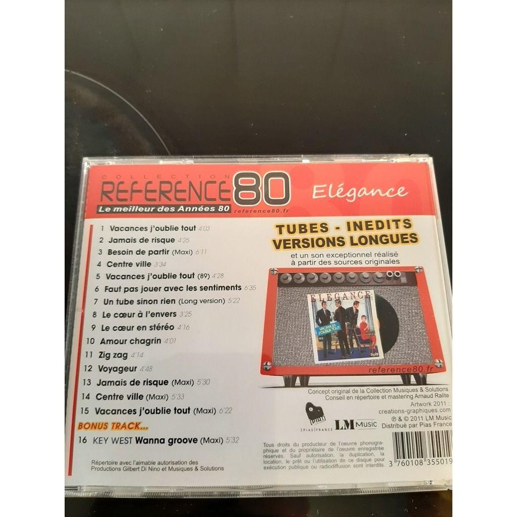 elegance référence 80 (best of)