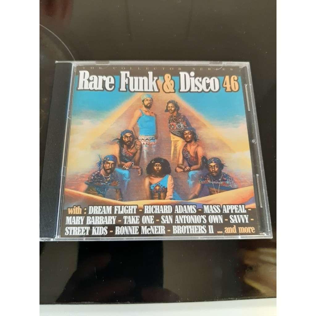 rare funk & disco vol 46 mass appeal, mary barabary 16 tracks