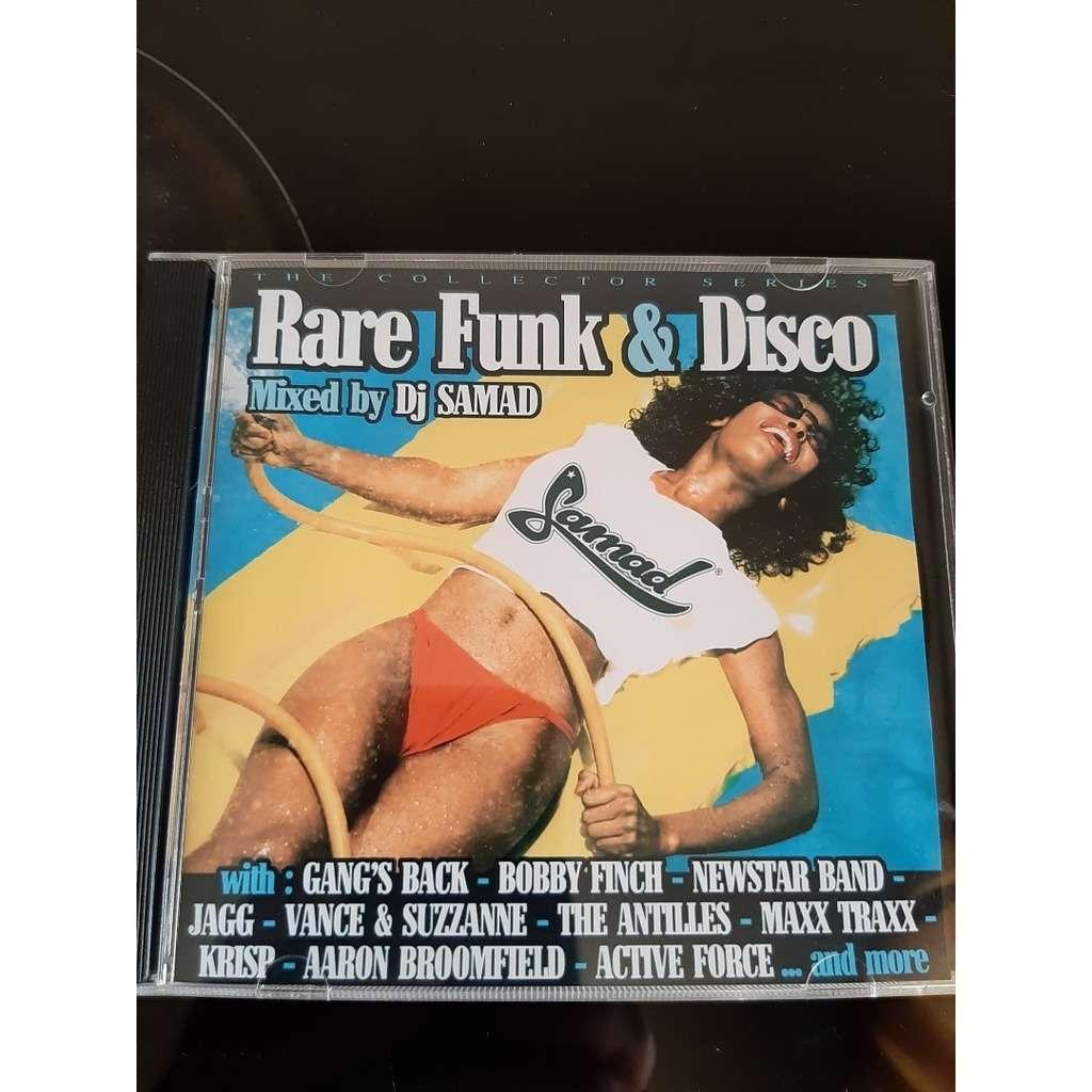 rare funk & disco by dj samad