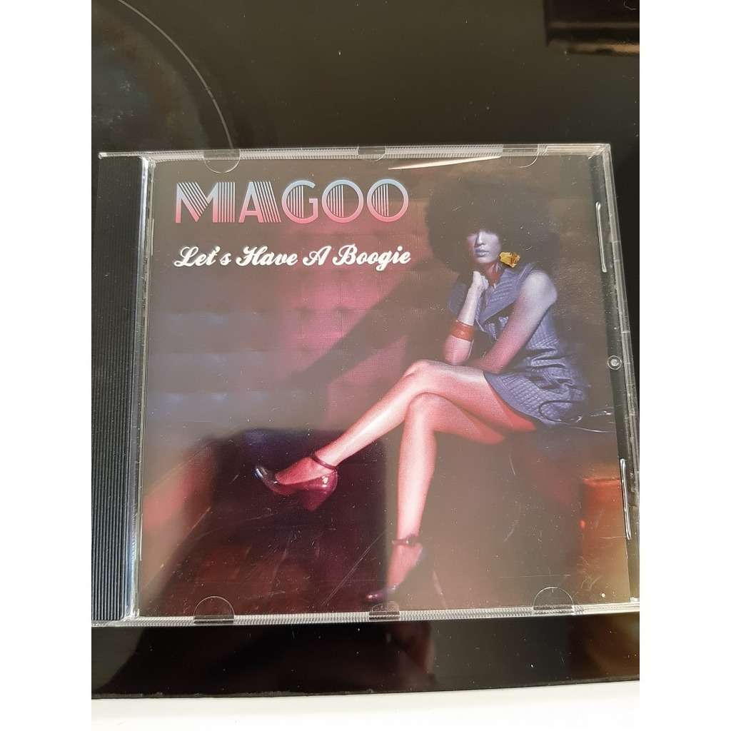 magoo let's have a boogie