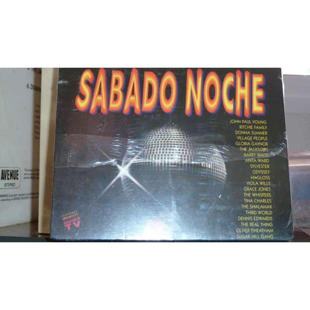 VARIOS SABADO NOCHE