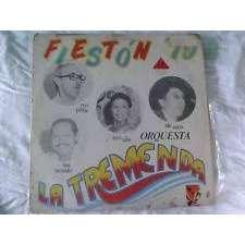 Orquesta La Tremenda - Fieston 79 Orquesta La Tremenda - Fieston 79