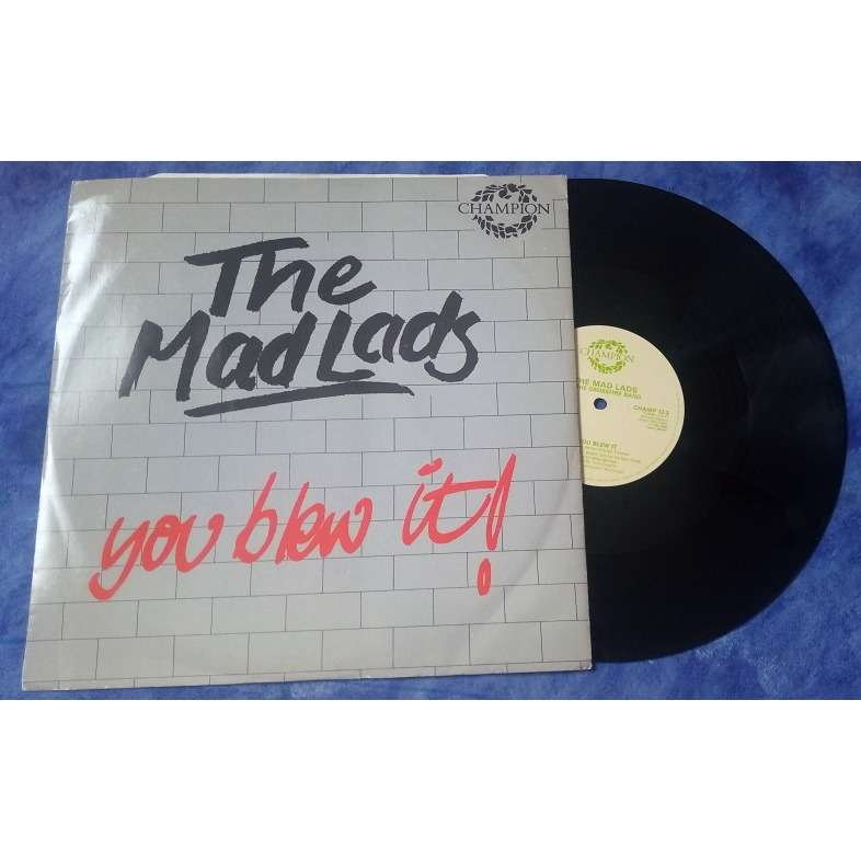mad lads you blew it / You Blew It (Radio Mix) / Trying To Forget About You